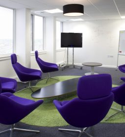 دیزاین اتاق جلسات