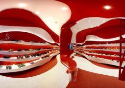 نکاتی در طراحی دکوراسیون مغازه