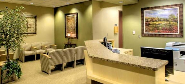 طراحی مطب پزشکان و اتاق انتظار (قسمت اول)