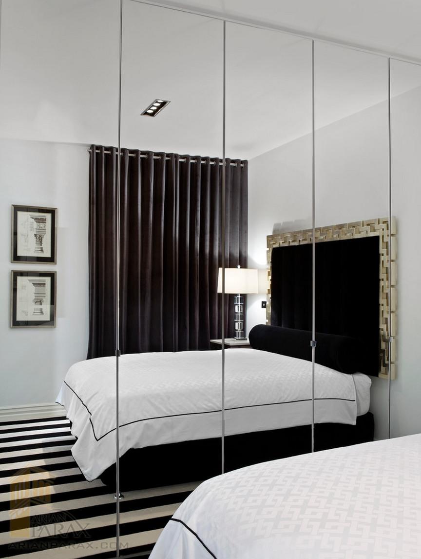 آینه اتاق خواب