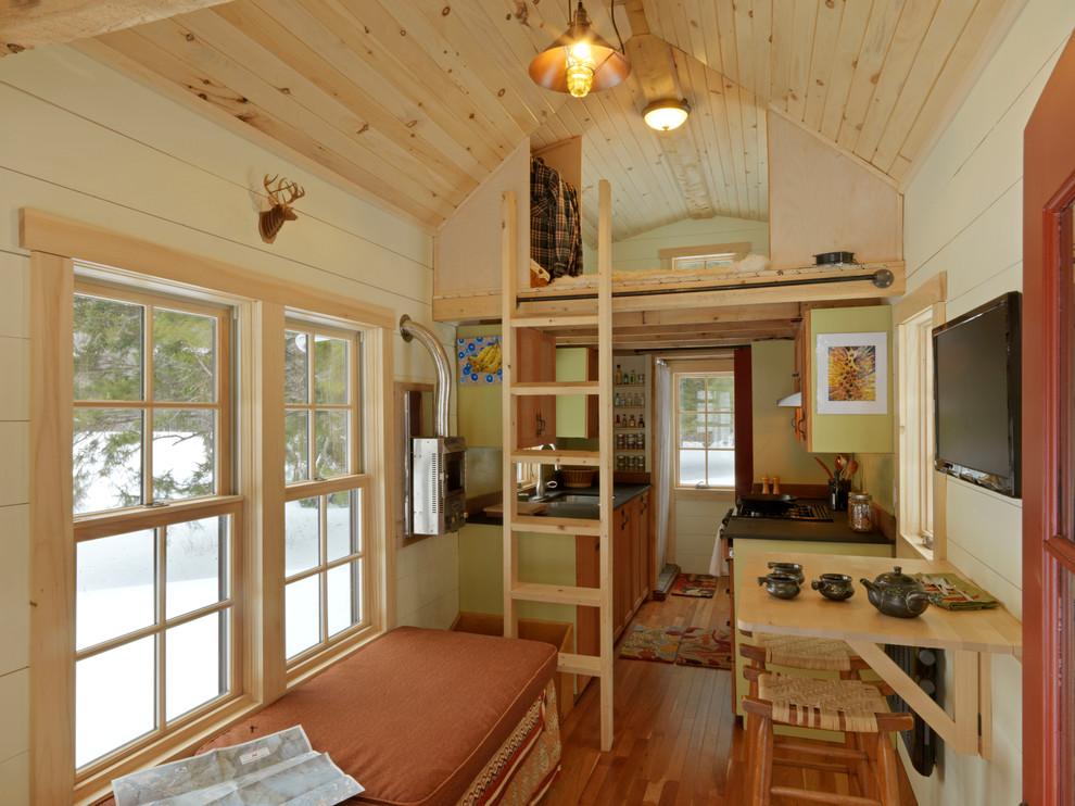 طراحی خانه ویلایی کوچک