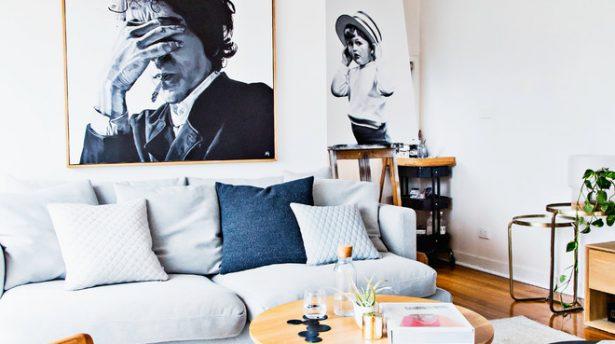 دکوراسیون آپارتمان با وسایل ساده