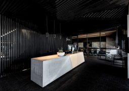 طراحی داخلی دفتر کار شرکت معماری